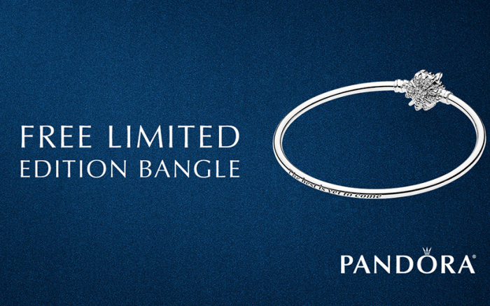 Limited Edition Pandora Bangle