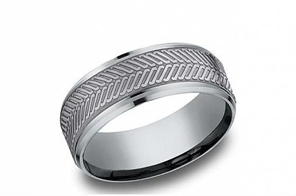 Tantalum Wedding Band -  CF848824GTA10