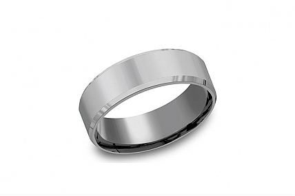 Tantalum Wedding Band -  CF67338GTA11